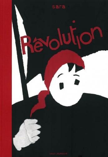 Sara, Révolution, chars, drapeau, éditions du Seuil, 2003