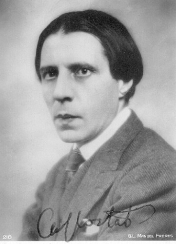 Bernard Gavoty, Alfred Cortot