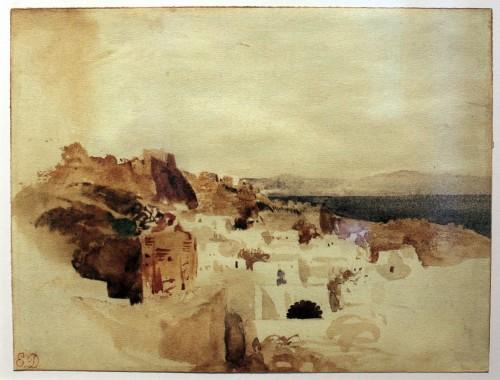 Au Maroc, Pierre Loti, Hélène Lammermoor, Islam, Europe, Don Juanisme, exotisme, Eugène Delacroix