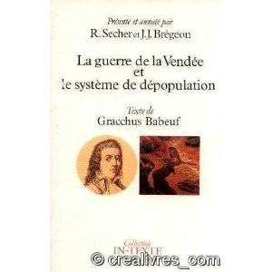 Babeuf, révolution française, guerres de vendée, génocide