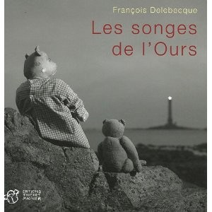 ours en peluche,albums pour enfants,photos,françois delebecque,thierry magnier