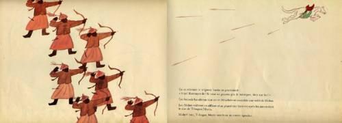 conte mongol,suekichi akaba,editions garnier,cheval blanc